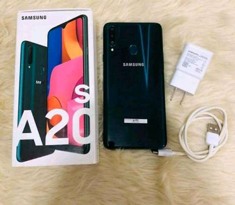 Samsung Galaxy A20s ~ 64 Gigabytes  Black image 2