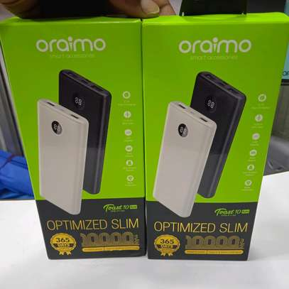 10,000mAh Powerbanks(Genuine Oraimo)-on Offer+Delivery image 1