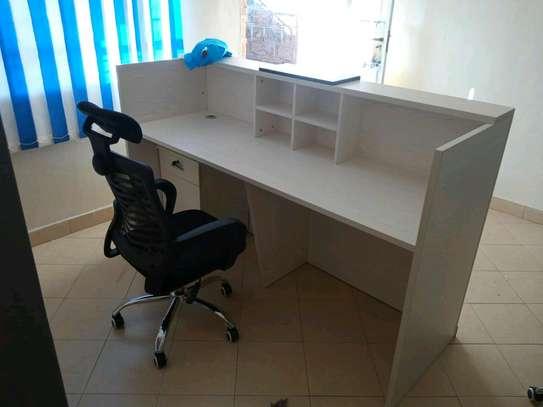 Reception desk image 1