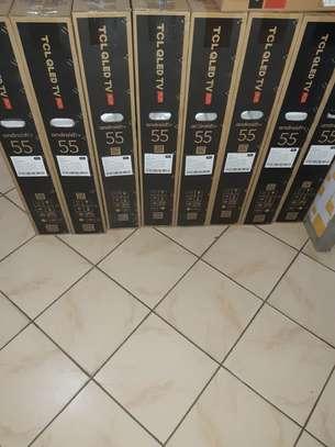 """TCL 55"""" QLED 4K TVs"""