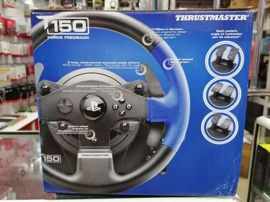 Thrustmaster T150 RS Racing Wheel for PlayStation4, PlayStation3 image 3