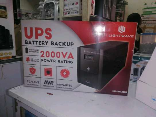 2000va or 2Kva Lightwave UPS image 2