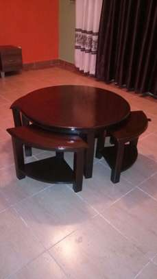 Round Coffee Table image 1