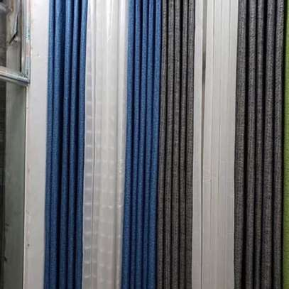 PLAIN SHEERS AND CURTAINS PER METER image 14