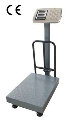 Precision Weighing 300kg Tcs Electronic Platform Scale image 1