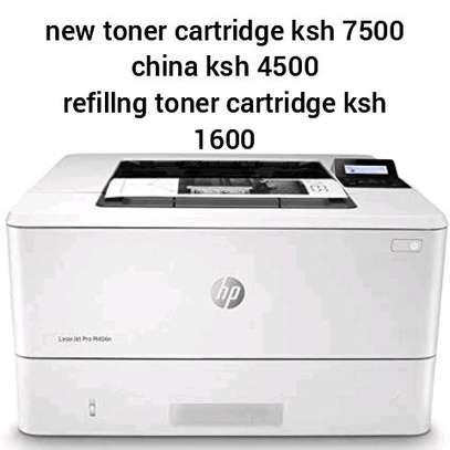 HP printer LaserJet pro M402 toner cartridge CF266A