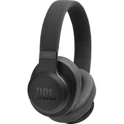 JBL LIVE 500BT Wireless Over-Ear Headphones with Voice Assistant image 1