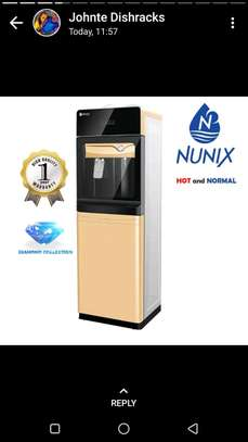 Hot and normal water dispenser/NuNix water dispenser image 3