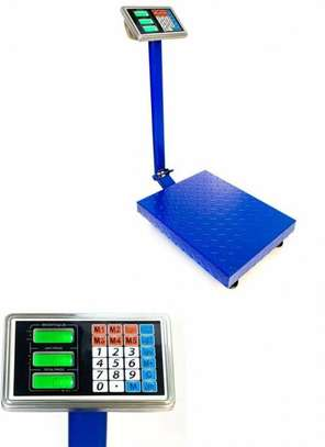 50kg 100kg 300kg digital electronic stainless steel weighing scale price image 1
