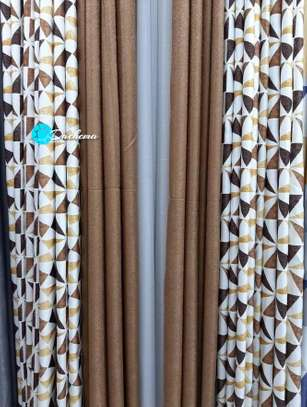 customized double sided curtains image 1