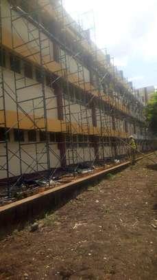 scaffolding frames rental image 1