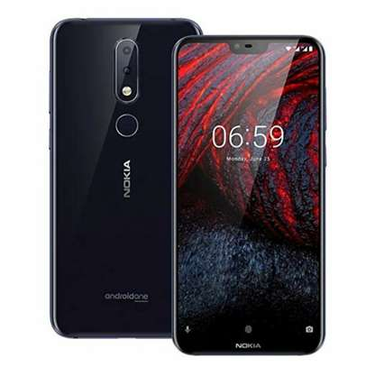 Nokia 6.1 plus image 1