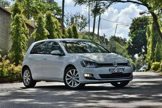 Volkswagen golf tsi MK7 2014 image 6