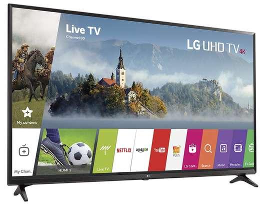 65 inch LG Smart Ultra HD 4K LED TV - 65UK6300PVB - Brand New Sealed image 1