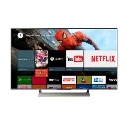 Sony 75″ Ultra HD 4K LED Smart TV, 4K 75X8000G image 1