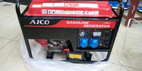 Aico Gasoline Petrol Generator 6.5kva image 1
