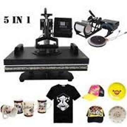 Heat Press Machine image 1