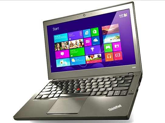 4th Generation Lenovo ThinkPad X240 Corei7 Portable Laptop image 1