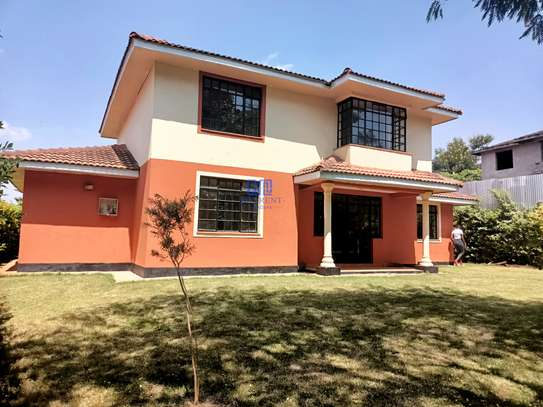 4 bedroom house for rent in Kiambu Road image 19