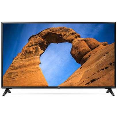 LG 49 Inch HDR Full HD Smart LED TV 49LK5730PVC + 2 Year LG Warranty Product by LG image 1