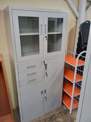 Executive office filling cabinets image 1
