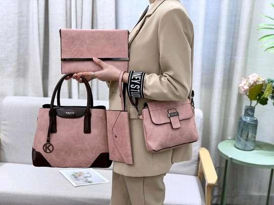 4 in 1 quality handbags image 1