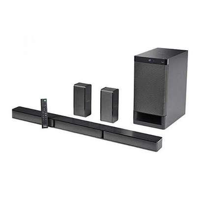 Sony 600W 5.1CH HOME CINEMA SOUNDBAR HT-RT3-BLACK image 1