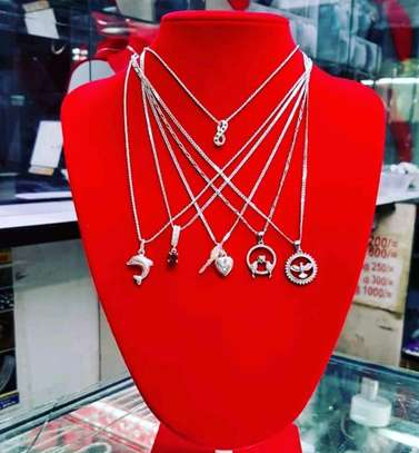 Pure Silver Chains