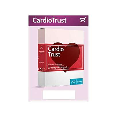 Cardio Trust, Control your Hypertension Safely image 1