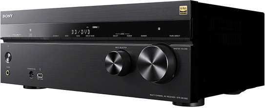 Sony STR-DN1080 Surround Sound Receiver: 7.2 Channel Dolby Atmos Home Theater AV Receiver with Bluetooth and Wifi image 3