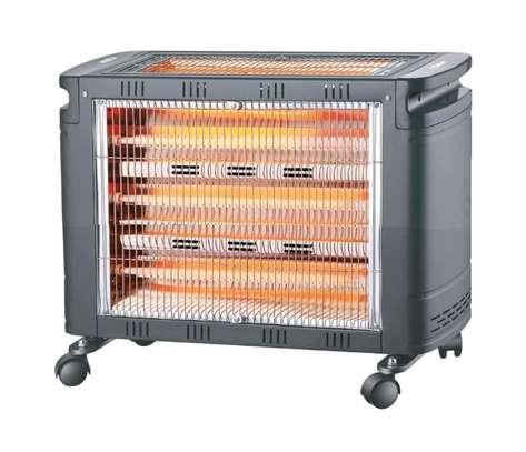 Mika 2 Way Quartz Heater, 2000W image 1