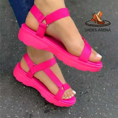 Elegant open shoes image 2