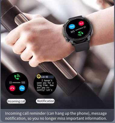 Smart Watch With Accurate Heart Rate Monitor Step Count Smart Bracelet image 2