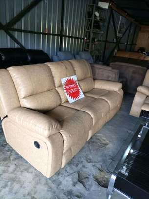 Repair, repainting and reupholstery of all imported recliners and other leather sofas image 5