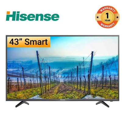 Hisense 43 inches Smart Frameless Digital TVs 43A6000 image 1