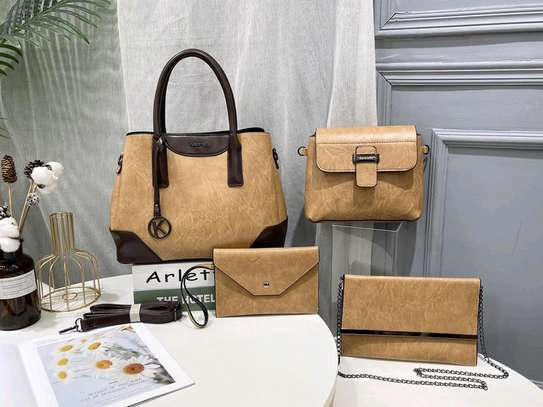 4 in 1 quality handbags image 4