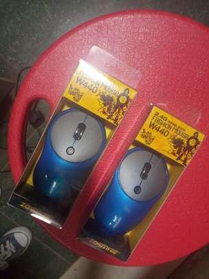 Wireless Fashion Mouse W 440 image 1