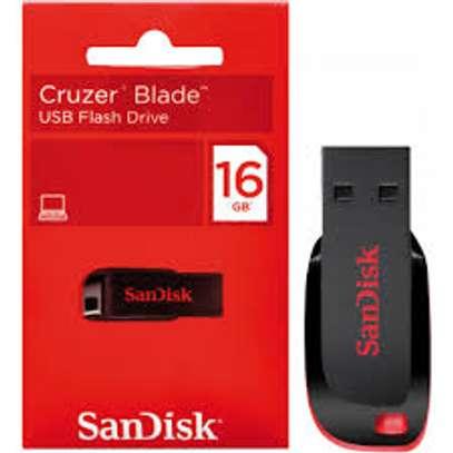 Sandisk 16GB Flash Disk image 1