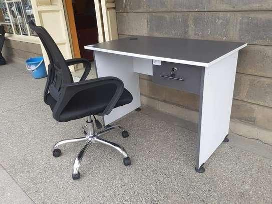 Secretarial chair ➕ desk image 6