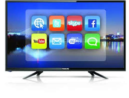 43 INCH EEFA SMART ANDROID LED TV image 1