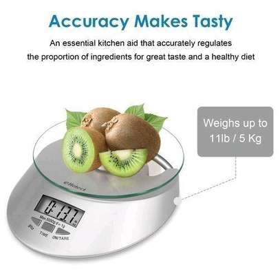 Digital Electric Kitchen Scale image 3