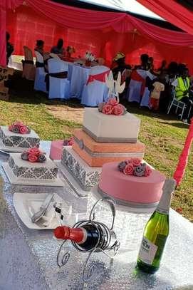 Yummy & fresh Wedding Cakes in Nairobi Kenya image 4