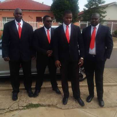 Highly Trained & Vetted Professionals/Private Chauffeurs & Bodyguards image 3