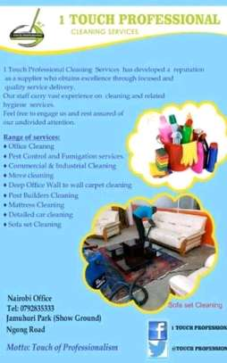 1Touch Professional Cleaning Services image 1