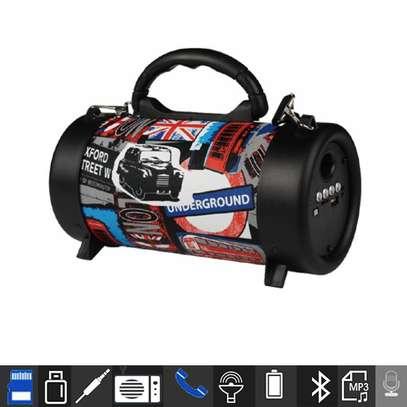 Bluetooth Speaker Outdoor With Shoulder Belt image 9