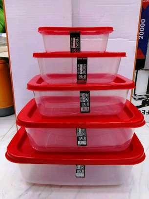 Fridge containers image 1