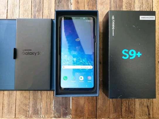 Samsung Galaxy S9 Plus * Black * 256 Gb image 1