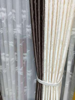 Beautiful home Curtains. image 3
