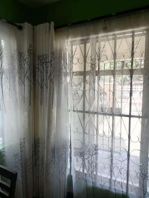 Tree themed curtains image 2