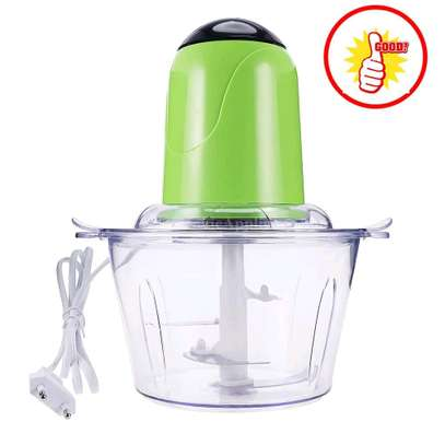 Multi~fuctional electric  vegetable chopper &meat mincer image 4